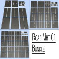 road mht 01 3d max