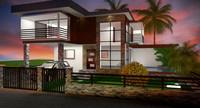 house model 1