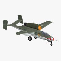 3d heinkel 162 volksjäger