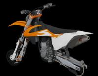 ktm 450sxf 3d model