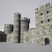tower set castle blend