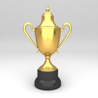 3ds max awards trophies