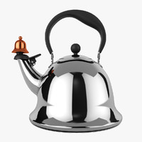 3d model jcpenney tea kettle
