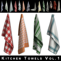 Kitchen Towels Vol.1