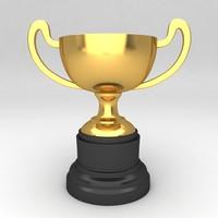 3dsmax awards trophies