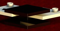 Modern Coffee Table Julieta 08