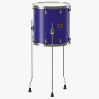 3ds max floor tom