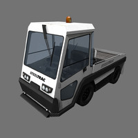max baggage tow tractor