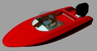 "Powerboat ""Neptun"