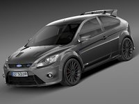 3ds max focus rs rs500