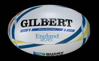 3d photorealistic rwc 2015 ball model