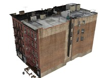 nyc building architectural 3d ma