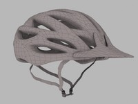maya bike helmet 3