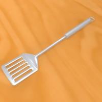 3d model spatula