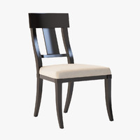 bolier classics chair 3d model