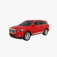 red cars 3d max