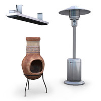 outdoor heaters max