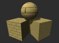 Block Wall 8