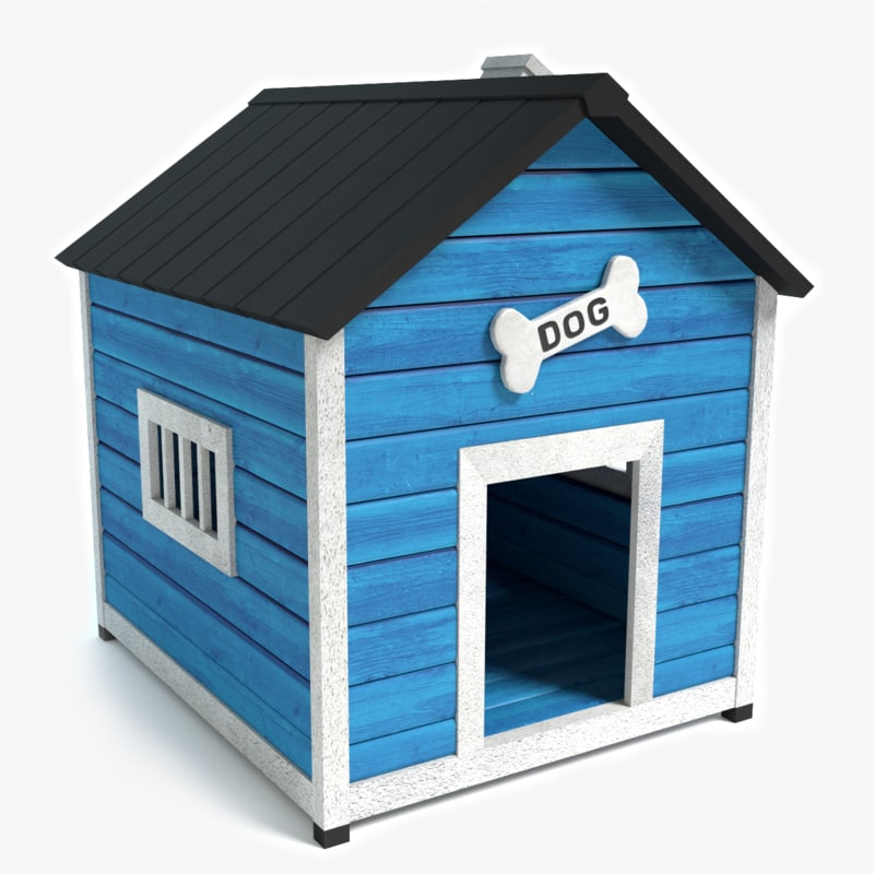 Animates Dog Kennel