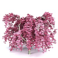 3d cherry tree model