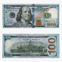 3ds dollar bill 100