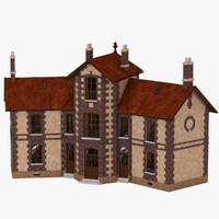 european house max