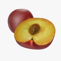 3d plum cross section 4