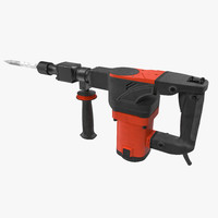 Electric Demolition Jack Hammer Generic 2