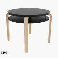 3ds artek table 907b