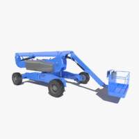 cherry picker 3D models