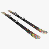 max snow ski 3