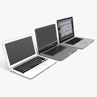 max macbook set modeled