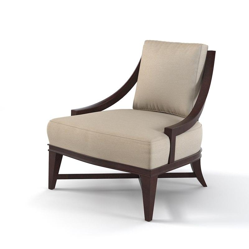 Nob Hill Lounge Chair 6727c modern contemporary designer low club 0001.jpg