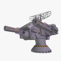 3d ma heavy laser