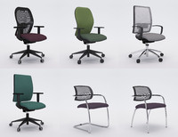 Office Chair 6 Collection