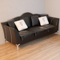 3d model sofa armchairs avalon