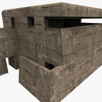 3d ma bunker