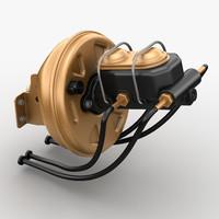 3dsmax master cylinder