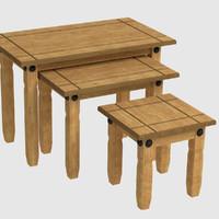 Corona Nest of Tables