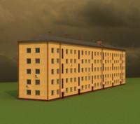 3dsmax building ussr