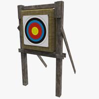 target archery 3d ma