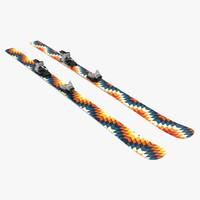 snow ski 6 3ds