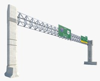 highway sign - dwg