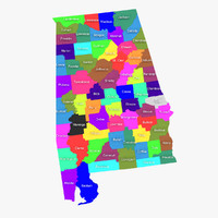 Alabama Counties