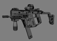 Vector Submachinegun