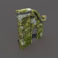 maya english castle ruin