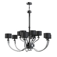 donghia fontana chandelier 3d 3ds