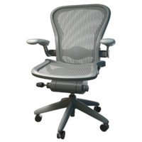 office chair aeron 3d max