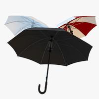 c4d umbrella