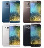 samsung galaxy e5 color 3d model